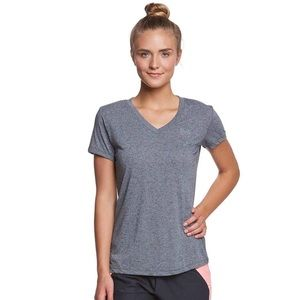 2/25🌸 Under Armour Women's V Neck Heat-gear shirt